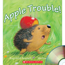 Apple Trouble! Book Plus CD