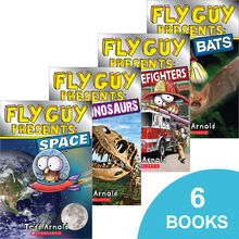 Fly Guy Presents 6-Pack