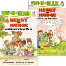 Henry and Mudge 2-Pack