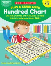 Play & Learn Math: Hundred Chart
