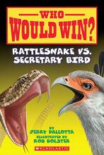 Who Would Win?® Rattlesnake vs. Secretary Bird