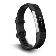 Fitbit Alta HR Activity Tracker with Black Band