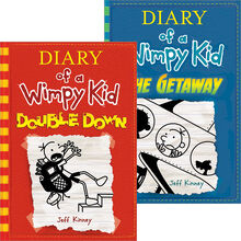 Diary of a Wimpy Kid Duo