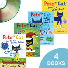 Pete the Cat Listening Library