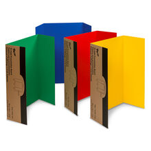 Presentation Boards: Assorted Colors