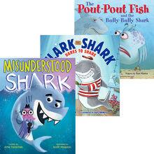 Shark Stories 3-Pack: Grades PreK-1