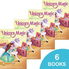 Unicorn Magic: The Hidden Treasure 6-Book Pack
