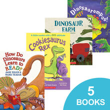 Dinosaur Fun 5-Pack