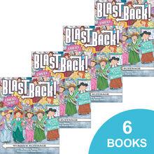 Blast Back! Women's Suffrage 6-Book Pack