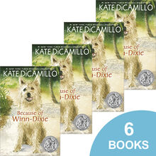 Because of Winn-Dixie 6-Book Pack