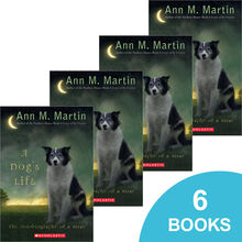 A Dog's Life 6-Book Pack