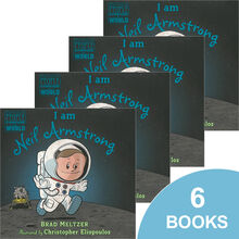 Ordinary People Change the World: I Am Neil Armstrong 6-Book Pack