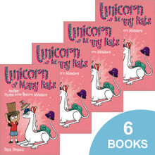 Unicorn of Many Hats 6-Book Pack
