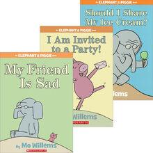 Elephant & Piggie Friendship 3-Pack