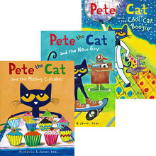 Pete the Cat Hardcover Value Pack