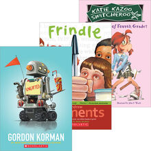 Humorous Stories Pack: Grades 4–6