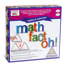 Math Fact Oh! Addition & Subtraction
