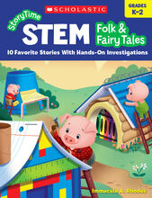 StoryTime STEM: Folk & Fairy Tales