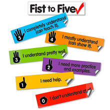 Fist-to-Five Magnetic Set