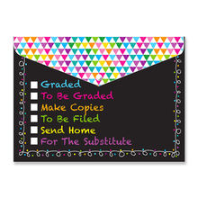 Snap File Folder with Task Checklist